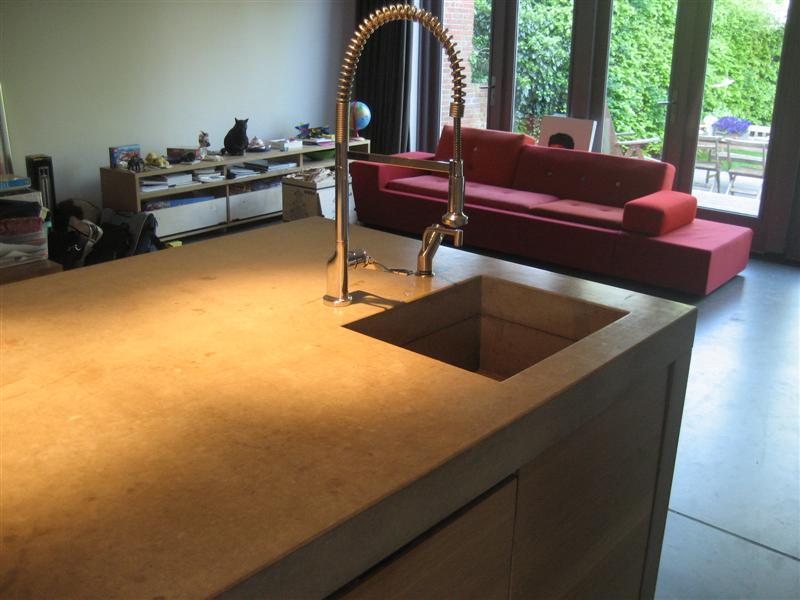 Funk natuursteen aanrechtbladen webshop marmer graniet keukenblad