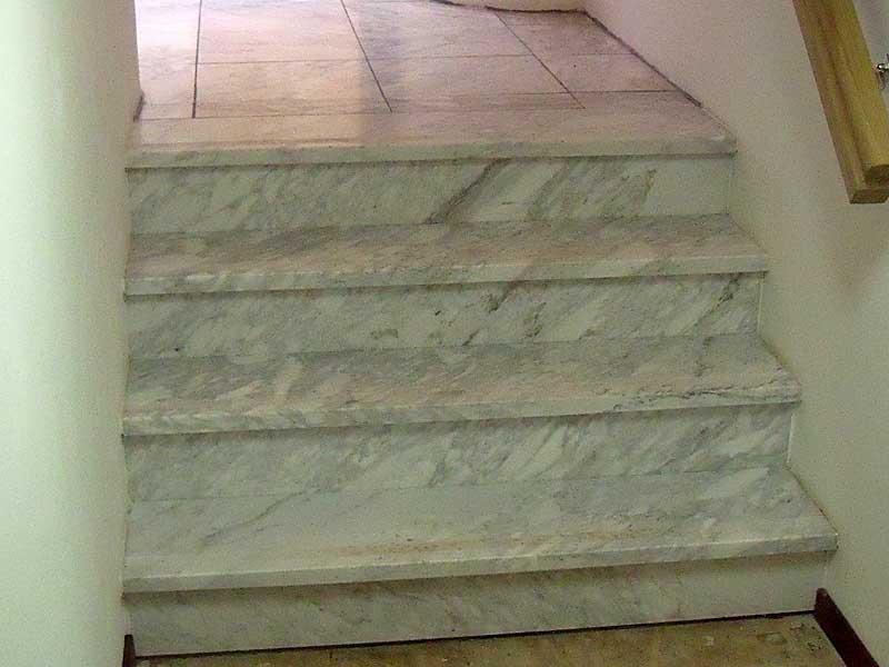 Funk natuursteen aanrechtbladen marmer graniet keukenblad - Binnen trap ...
